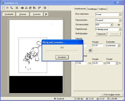 Mcbieb test tekenen for Computer tekenen programma